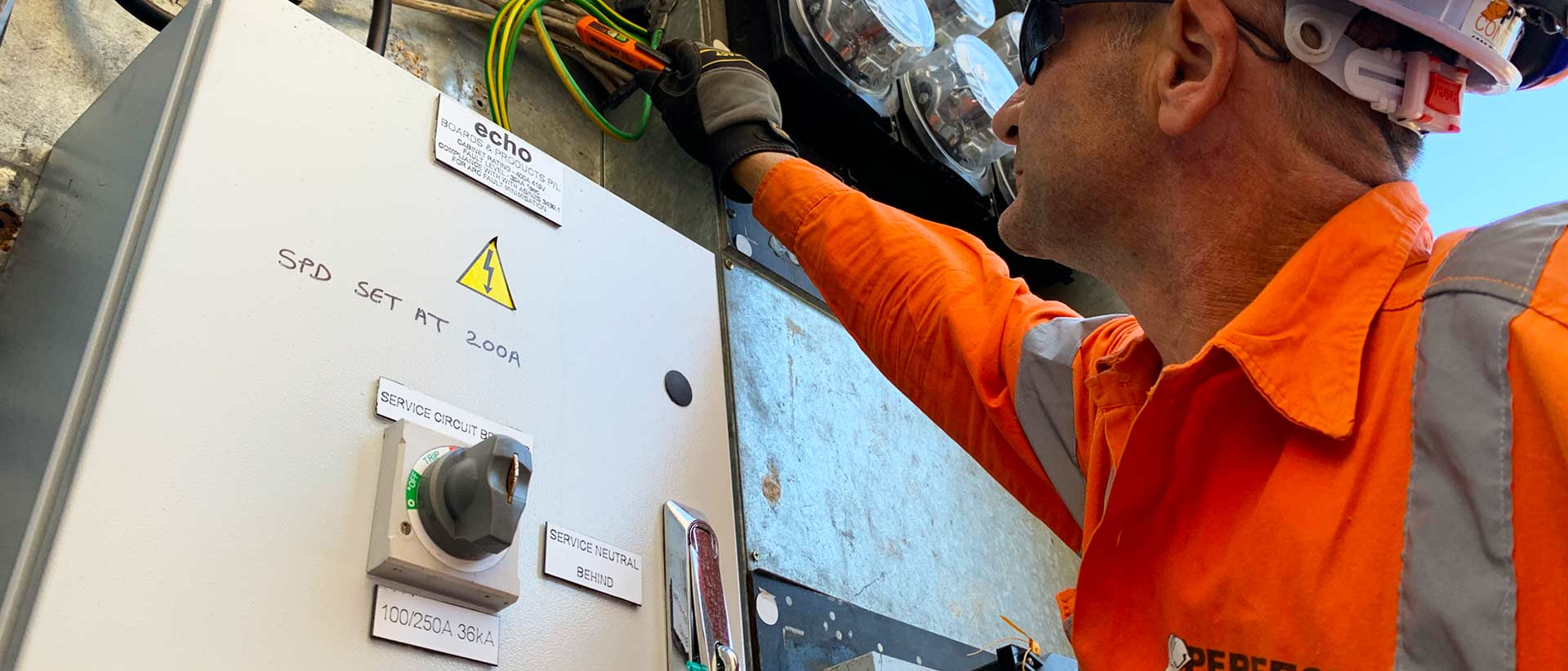 Electrician Labour Hire Sydney