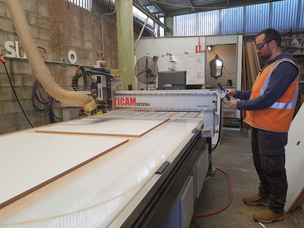 CNC Operator for Hire Sydney