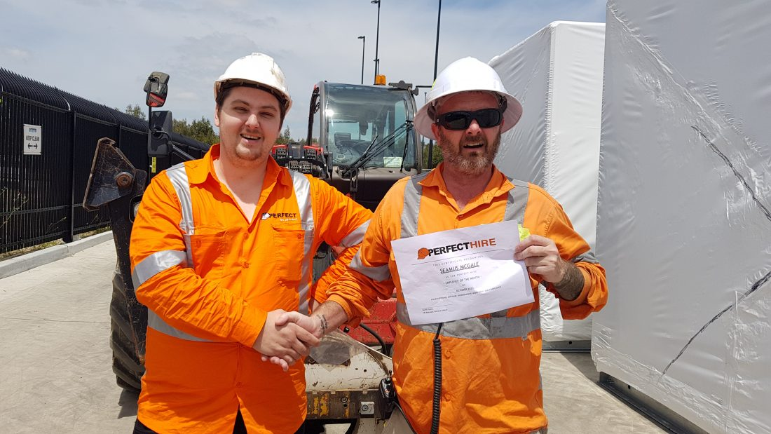 Ten Reasons To Work For A Labour Hire Company